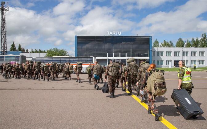 Tartu linn soovib oma lennujaamale rohkem välismaaühendusi.