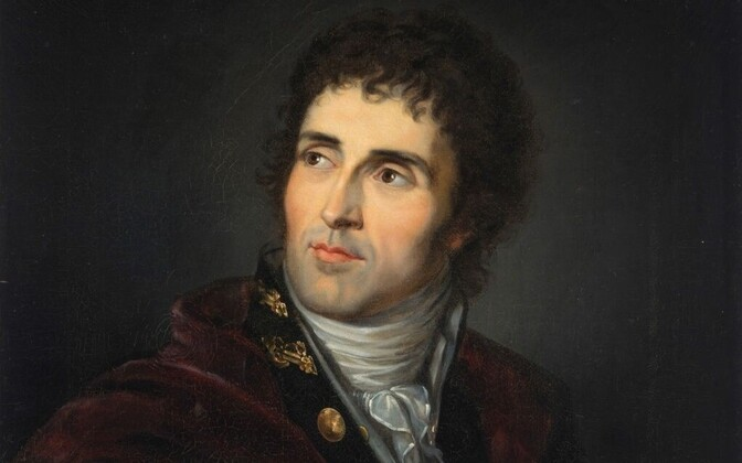 Portree Georg Friedrich Parrotist.