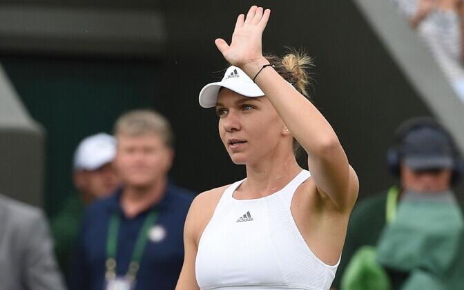 Симона Халеп – 25-я первая ракетка мира в истории и первая румынка на вершине рейтинга WTA.