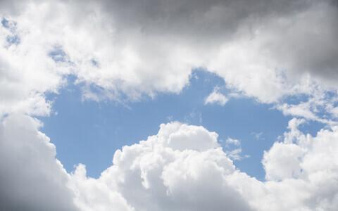Pilved Tallinna kohal