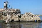 Teadlased uurisid Pozzuoli sadamast kogutud proove.