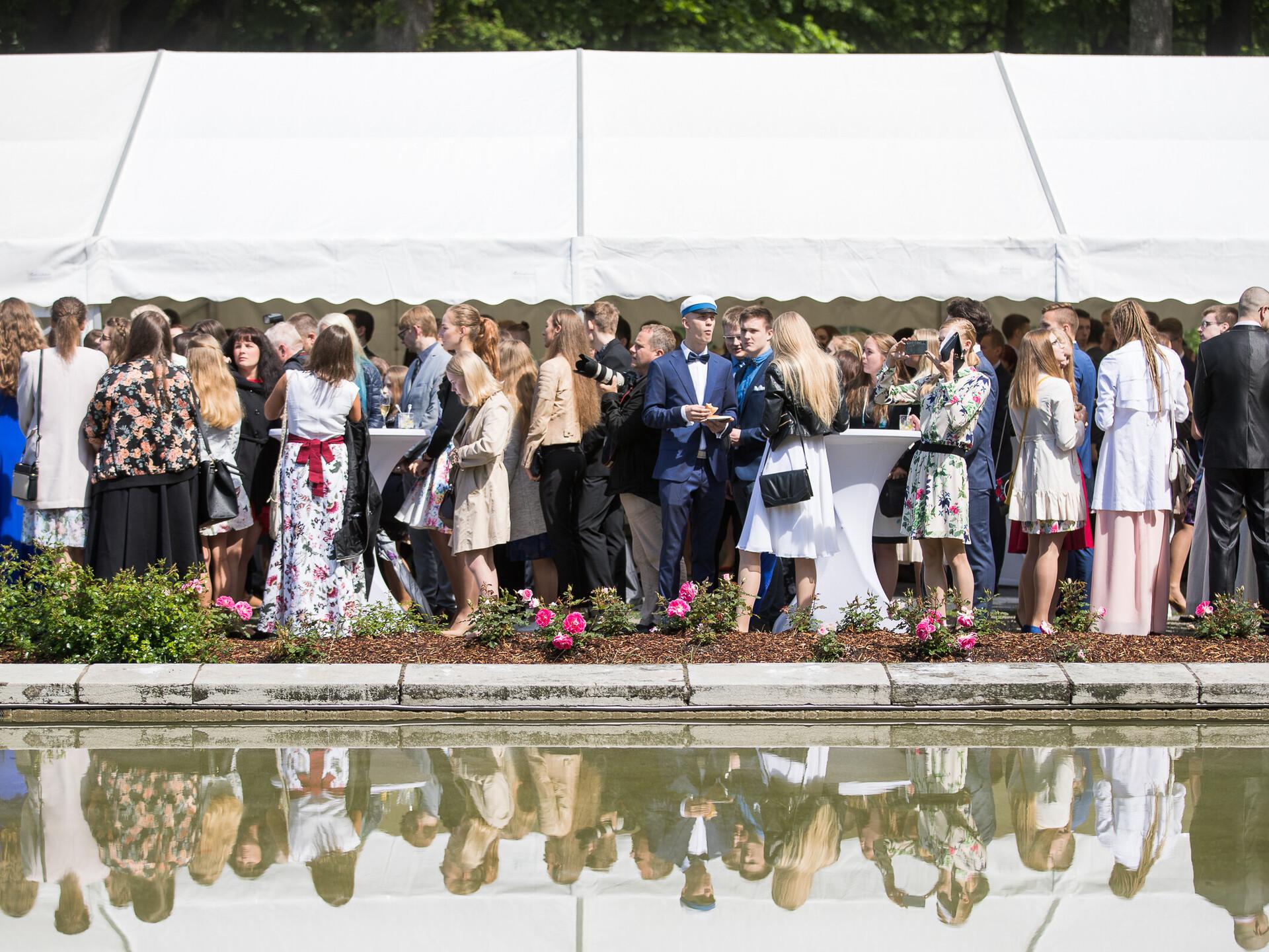 67a7eb3abb6 Medali saab iga kaheksas koolilõpetaja | Eesti | ERR