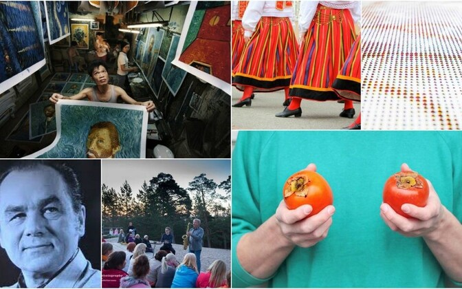Always a lot going on: Culture.ee's weekly recommendations