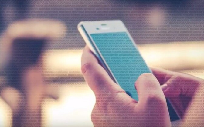 Жители Эстонии предпочитают смартфоны.
