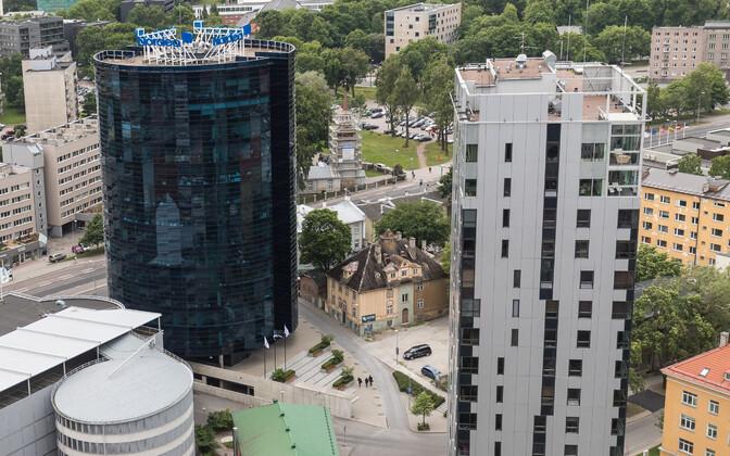 Планируемое церковью здание будет находиться около офиса Nordea.