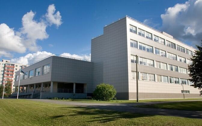 Линнамяэский русский лицей - одна из трех школ, ходатайствующих об исключении.