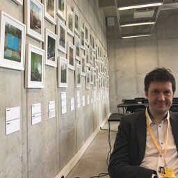 Daniel James Coll is keeping an eye on the goings-on at the Tallinn Culture Hub during the presidency.