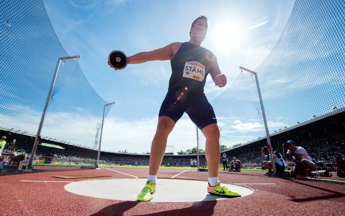 Даниэль Столь в этом году установил новый национальный рекорд Швеции.