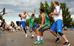 3x3 tänavakorvpalli etapp Otepääl