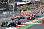 Формула-1 в Австрии.