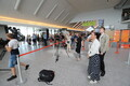 Trad.Attack! в аэропорту