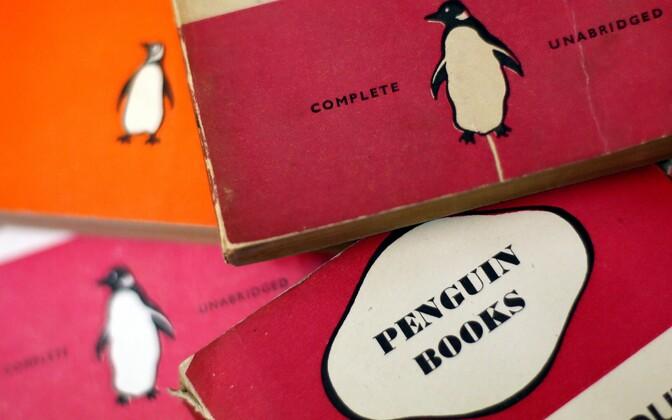 Penguini raamatud.