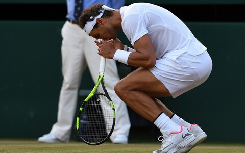 Рафаэль Надаль покидает Australian Open.