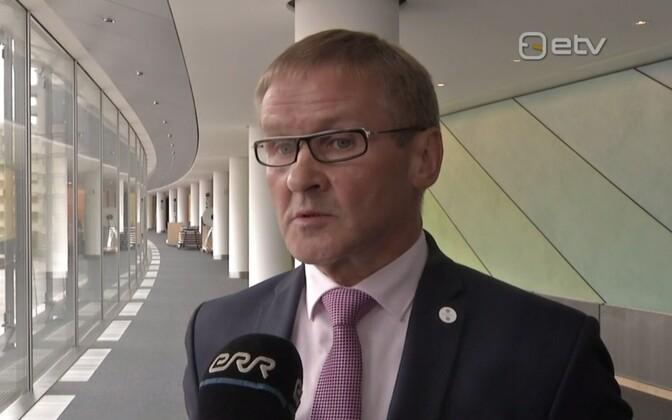 Riigihalduse minister Jaak Aab.