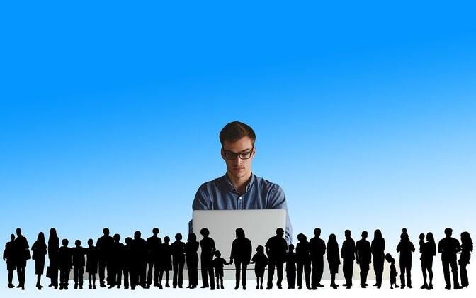 Üldiselt kaldub individualistlikemal inimestel olema rohkem sotsiaalset kapitali kui kollektivistlikumatel inimestel.