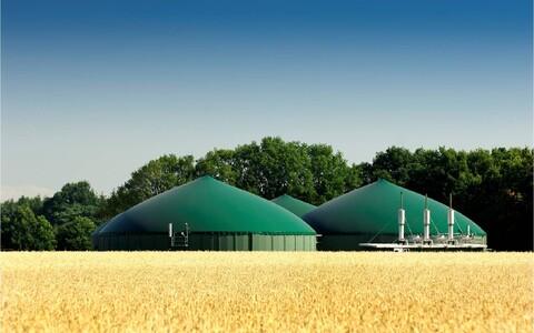 Biogaasijaamas toimub jäätmete kääritamine anaeroobsetes tingimustes, mis ühtlasi tapab baktereid.