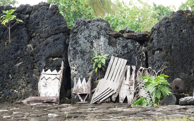 Священное место Тапутапуатеа (Франция) внесено в список ЮНЕСКО.