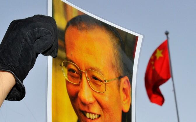 С призывом освободить Лю Сяобо к китайским властям неоднократно обращались различные правозащитные организации и нобелевские лауреаты.
