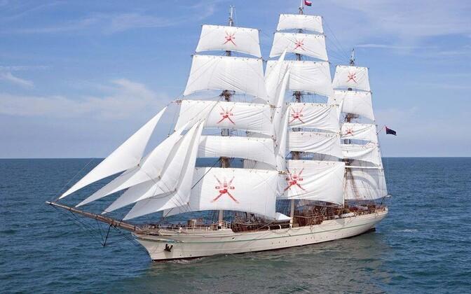 Tallinna merepäevade raames külastab pealinna ka purjelaev Shabab Oman II