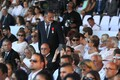 Nice'is mälestati terrorirünnaku ohvreid. Franck Terrier'ile anti teenetemärk.