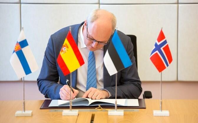 Eestist sai Euroopa hübriidohtude vastase oivakeskuse asutajaliige.