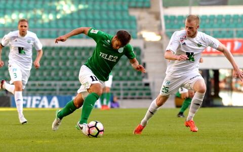 FC Flora - FC Levadia / Rauno Sappinen