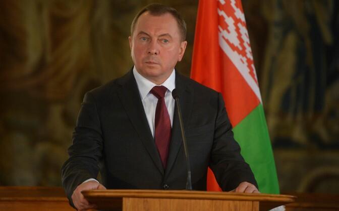 Belarusian Minister of Foreign Affairs Vladimir Makei.