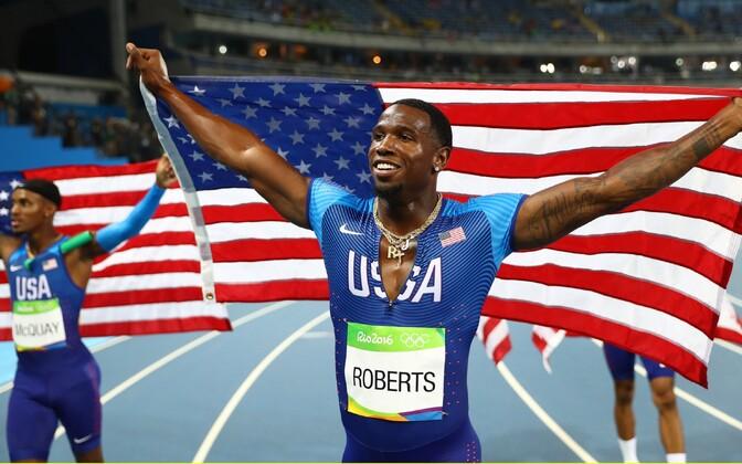 Gil Roberts