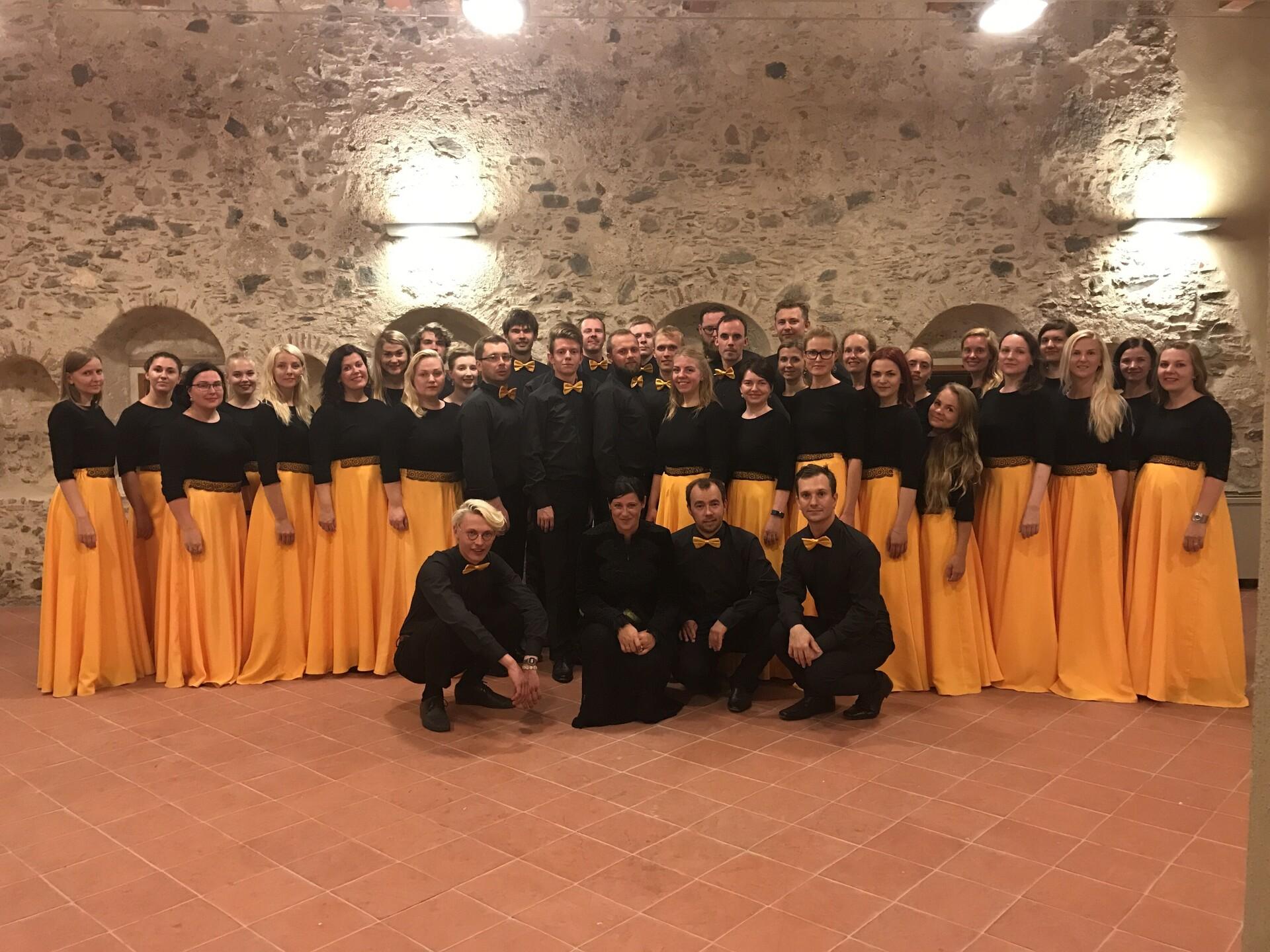 8ae0b74c92a Noortekoor Vox Populi võitis Sitsiilias toimunud koorikonkursil kulla ja  teise koha | Muusika | ERR
