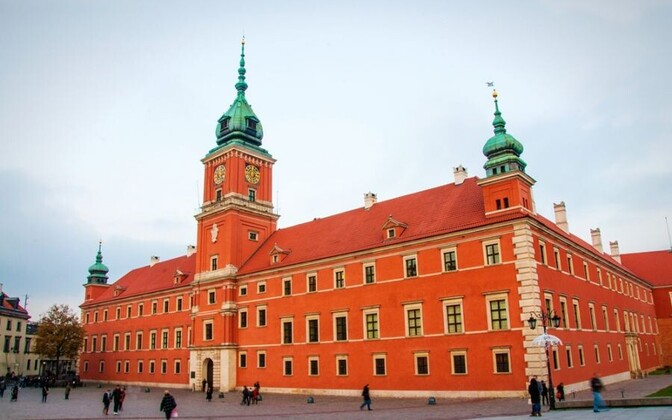 Varssavi kuningaloss