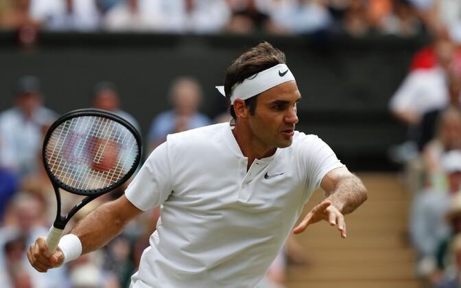Роджер Федерер не проиграл на турнире ни одного сета.