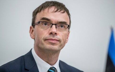 Minister of Foreign Affairs Sven Mikser (SDE).