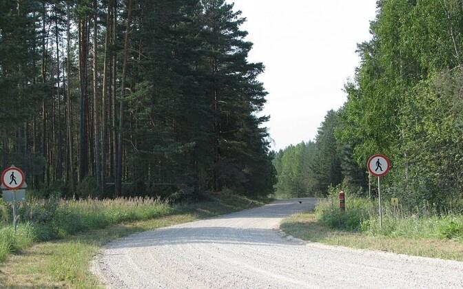 Дорога через