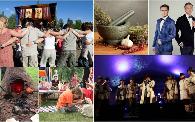 Culture.ee's culture critics' blog provides weekly recommendations for cultural events around Estonia.