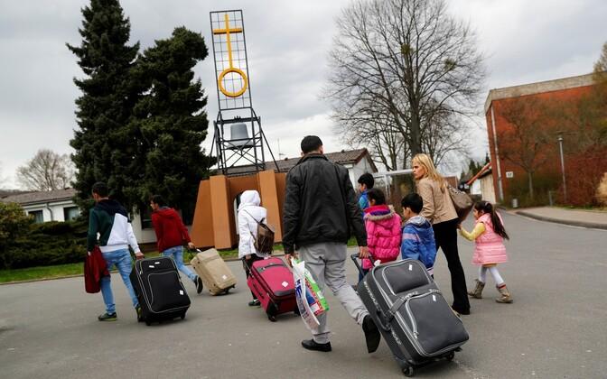 СудЕС отвергнул иски Венгрии иСловакии поквотам намигрантов