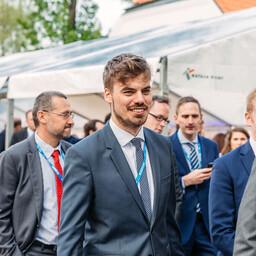EL-i telekommunikatsiooni ala ministrid kolmapäeval Tallinnas.