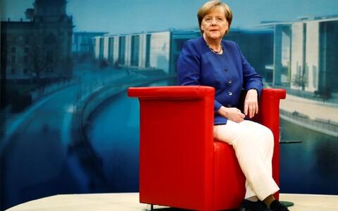 Saksa kantsler Angela Merkel.