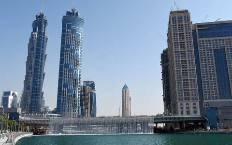 Дубай. Иллюстративная фотография.
