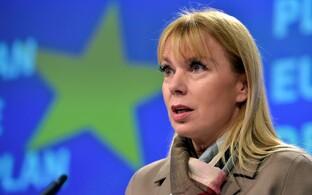 Euroopa Komisjoni volinik Elzbieta Bienkowska (siseturg, tööstus, ettevõtlus, VKEd).