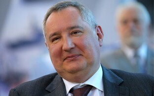 Venemaa asepeaminister Dmitri Rogozin.