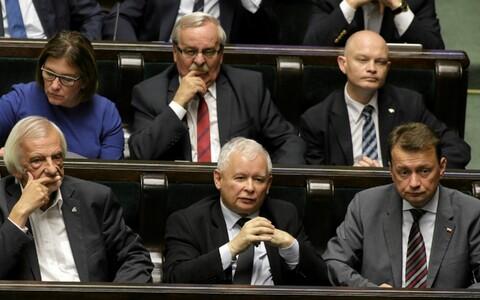 Лидер правящей в Польше партии