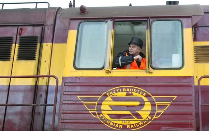 EVR Cargo – дочерняя фирма ЭЖД.