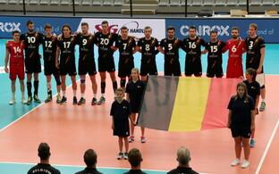 Belgia võrkpallikoondis