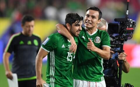 Rodolfo Pizarro, Erick Torres (Mehhiko)