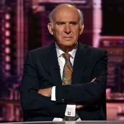 Briti liberaaldemokraatide uus juht Vince Cable.