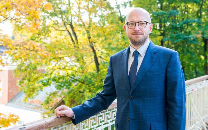 Chief Justice Priit Pikamäe.