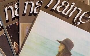 Ajakirja Nõukogude Naine 1984. aasta aastakäik.