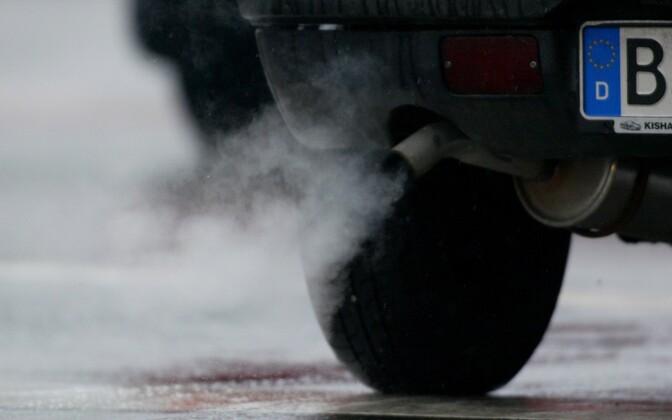 Auto heitgaasid.