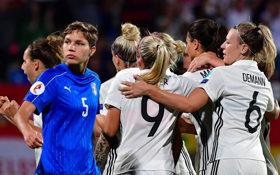 Saksamaa naiste jalgpallikoondis