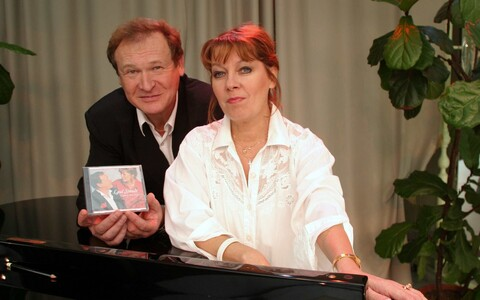 Sirje ja Väino Puura aastal 2004.
